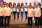 AXA PH presents financial literacy talk to Binibining Pilipinas candidates