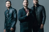 Boyce Avenue with Moira at the Big Dome on June 1