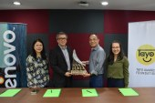 Lenovo supports for youth organization and TAYO Awards Foundation as exclusive technology partner