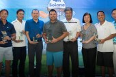 Solane hosts 4th golf cup tournament