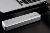 Transcend Introduces JetDrive 825 Thunderbolt PCIe Portable SSD for Mac Computers