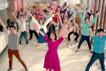 """Jollibee Classic Burger Steak campaign featuring Anne Curtis leaps from """"viral"""" to """"award-winning"""""""