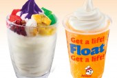 Jollibee's introduces summer's new Royal Float and Halo-Halo Sundae