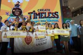 Lyceum of the Philippines Laguna wins 12th Goldilocks ICDC Cake Competition