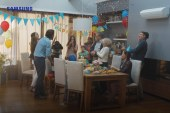 SAMSUNG Digital Appliances enables families to create meaningful moments at home