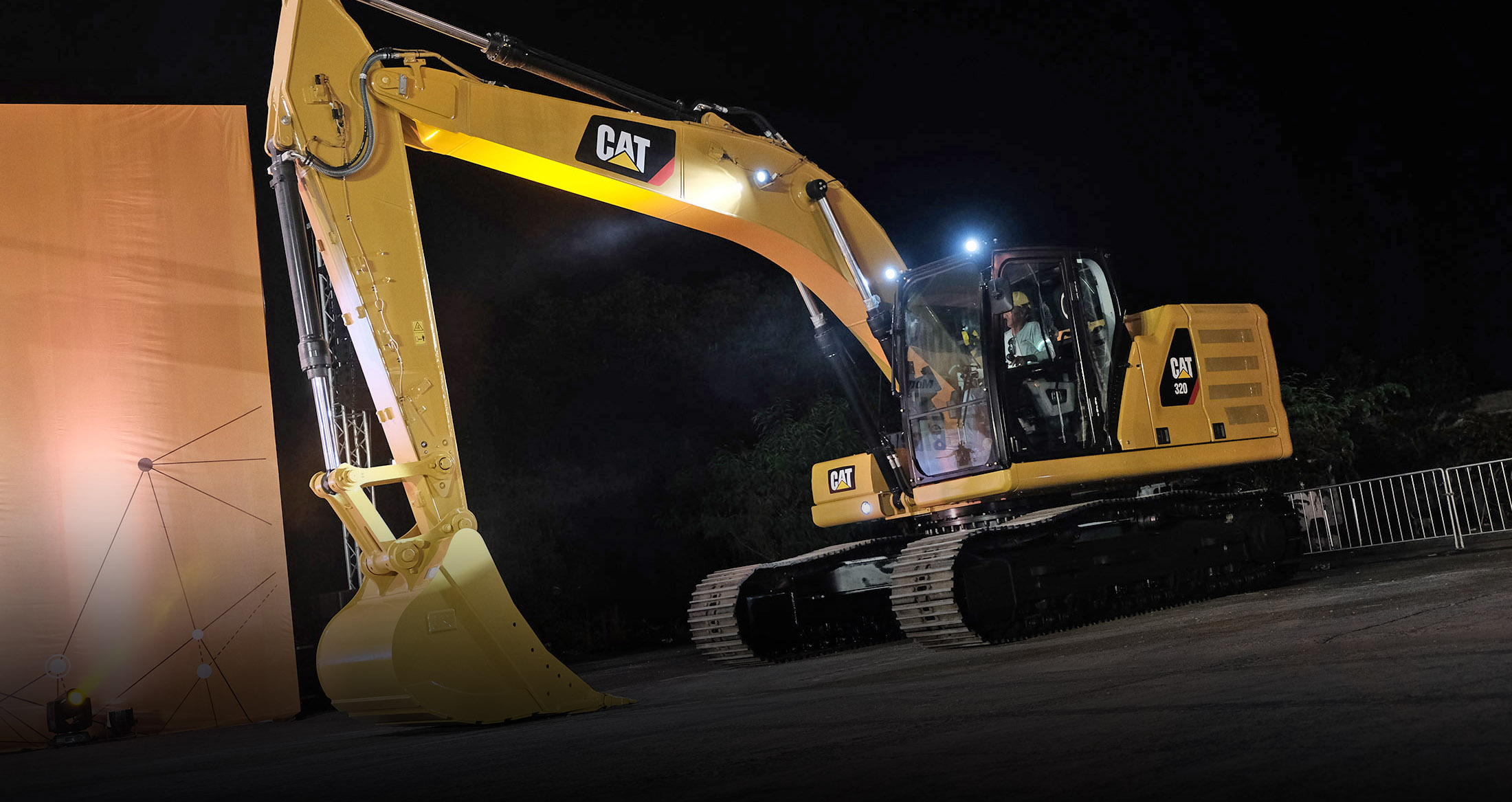Next Generation Smart Cat Excavators features latest standard factory-equipped technology and safety available in PH