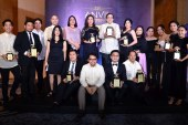 Meralco OMF wins Gold and Silver citations at 53rd Anvil Awards