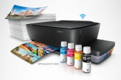 Get P1,000 discount and Free Ink Bottle in HP's DeskJet GT All-In-One Printer promo