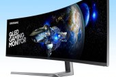 Samsung unveils 49-inch QLED Curved Gaming Monitor