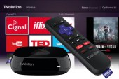 Stay in for the summer with the whole family entertained by Roku Powered™ TVolution