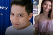 Star in your own music video with Alden Richards!