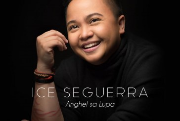 "Ice Seguerra releases new single ""Angel sa Lupa"""