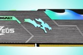 KINGMAX Unveils the Zeus Dragon DDR4 RGB Gaming Memory Module
