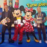 "Globe, Disney partners for ""Time Please"" nationwide volunteering program"