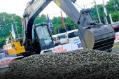 Volvo EC200D Excavator Speeds Up Productivity for Heavy Construction Work