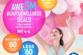 AweSM beauty and wellness deals at SM Supermalls