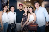 Derek Ramsay adds excitement to GAOC sponsored 'Kasal' screening