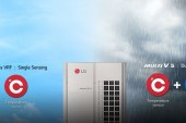 LG provides solutions that help cities keep cool without heating up the planet
