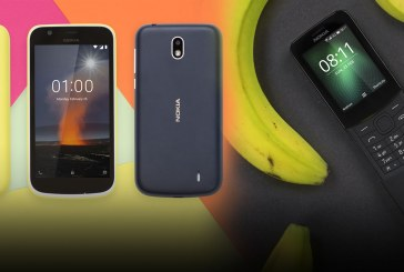 Nokia 1 and Nokia 8110 4G Now Available in PH for only Php 3,990