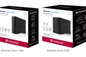 Transcend Expands Personal Cloud Possibilities with StoreJet Cloud 110N/210N Series