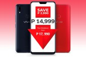 Vivo V9 can all be yours for only Php14,999