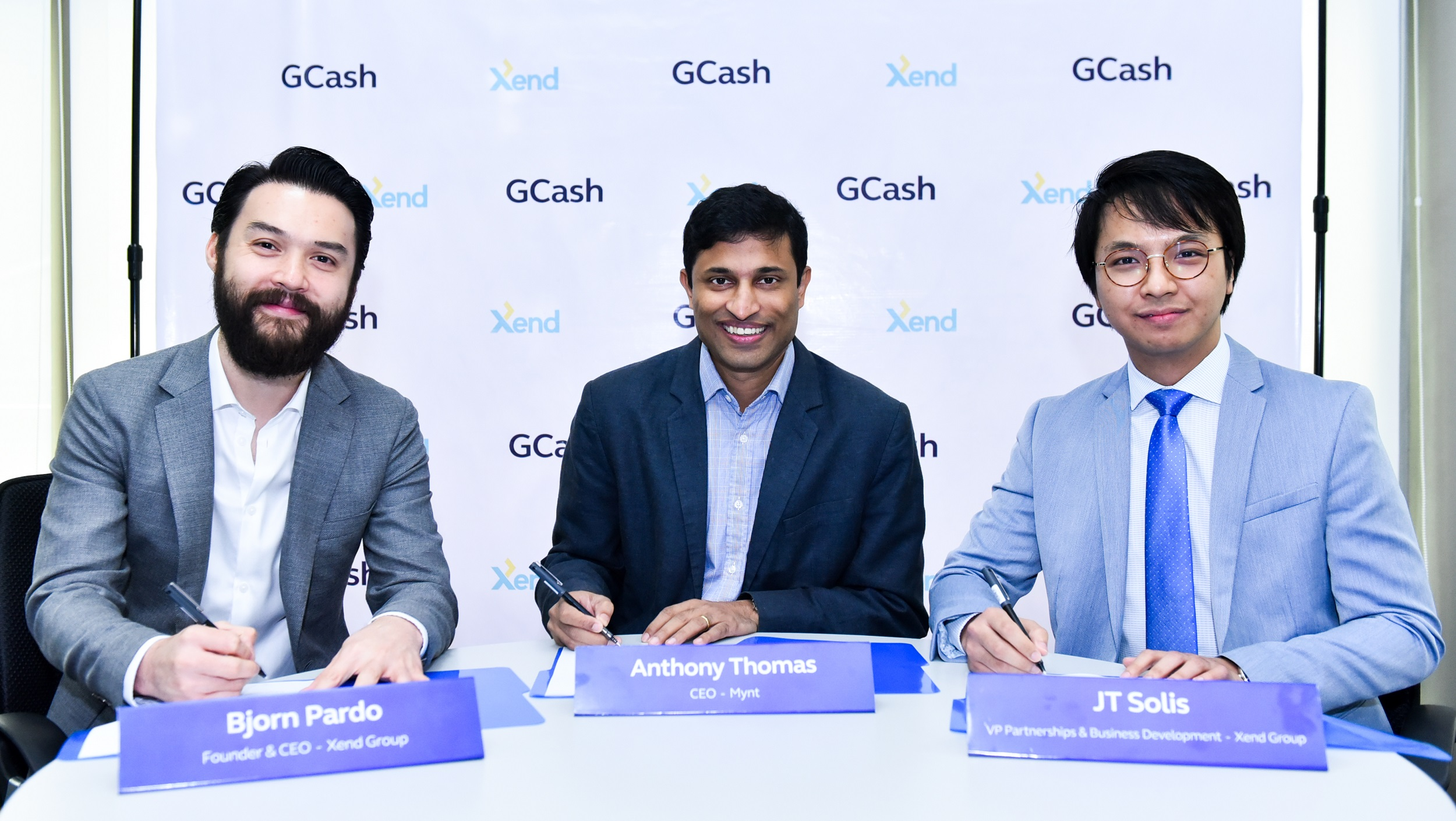 GCash, Xend Group partner for 1st QR-paid shipment service in PHL