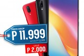 Vivo Y85 gets a best price for Php11,999 only