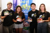 Mega Tuna launches its Sarap ng TUNAy campaign