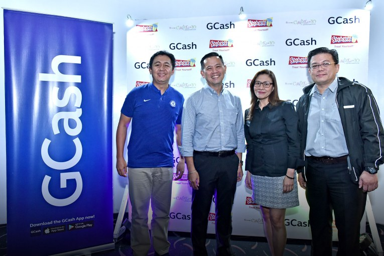 Movie enthusiasts and snack lovers ca now use GCash at Gateway Cineplex and Snaxx