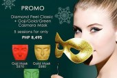 Prepare your beauty in you with Diana Stalder ChristMASK Casmara Mask Promo