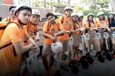 "Logistikus' Express' ""Scooter BAES"" Ride out for Snapshot Promo"