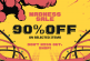 Go crazy with up to 90% discount at DIGITAL WALKER MADNESS SALE 2018!