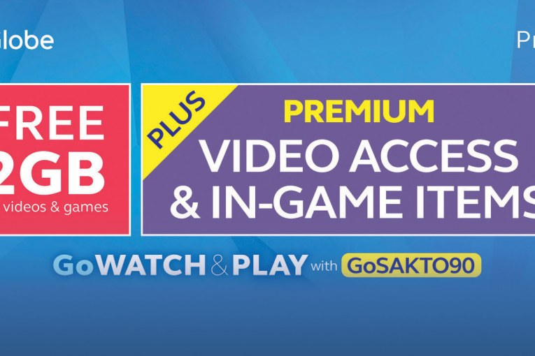 Globe Prepaid and TM to give FREE data, premium video subscriptions, and exclusive in-game items this holiday season
