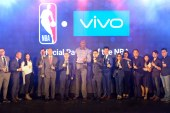 Vivo inks multiyear partnership as the official smartphone of the NBA in the Philippines