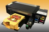 Brother GTX machine perfect for small and medium direct-to-garment printing business