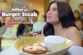 Jollibee Burger Steak Beefy-saucy Delicious Linamnam Ulam!