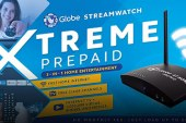 4 Reasons Globe Streamwatch Xtreme Prepaid is a Must-Have this new year