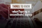 10 useful tips from OLX when buying a secondhand laptop