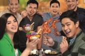Coco and Angel launched new TVC Mang Inasal 'Samahang Solb'