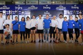 New Downy Sports provides 24-Hour odor protection technology, celebrities holds all-star freshness challenge