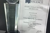 EON by UnionBank wins at UK-based International Finance Awards