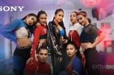 Gabbi Garcia's new Sony Extra Bass dance video with mega crew ATeam