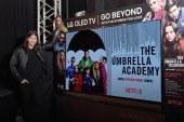LG powers up Netflix's new original series The Umbrella Academy