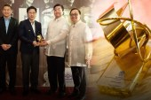 SM Supermalls wins prestigious Metrobank Foundation's PEACE award