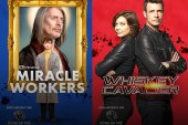 Warner TV Picks the hits: 'Miracle Workers' & 'Whiskey Cavalier'