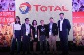 Mark Gersava wins Startupper of the Year by Total Challenge