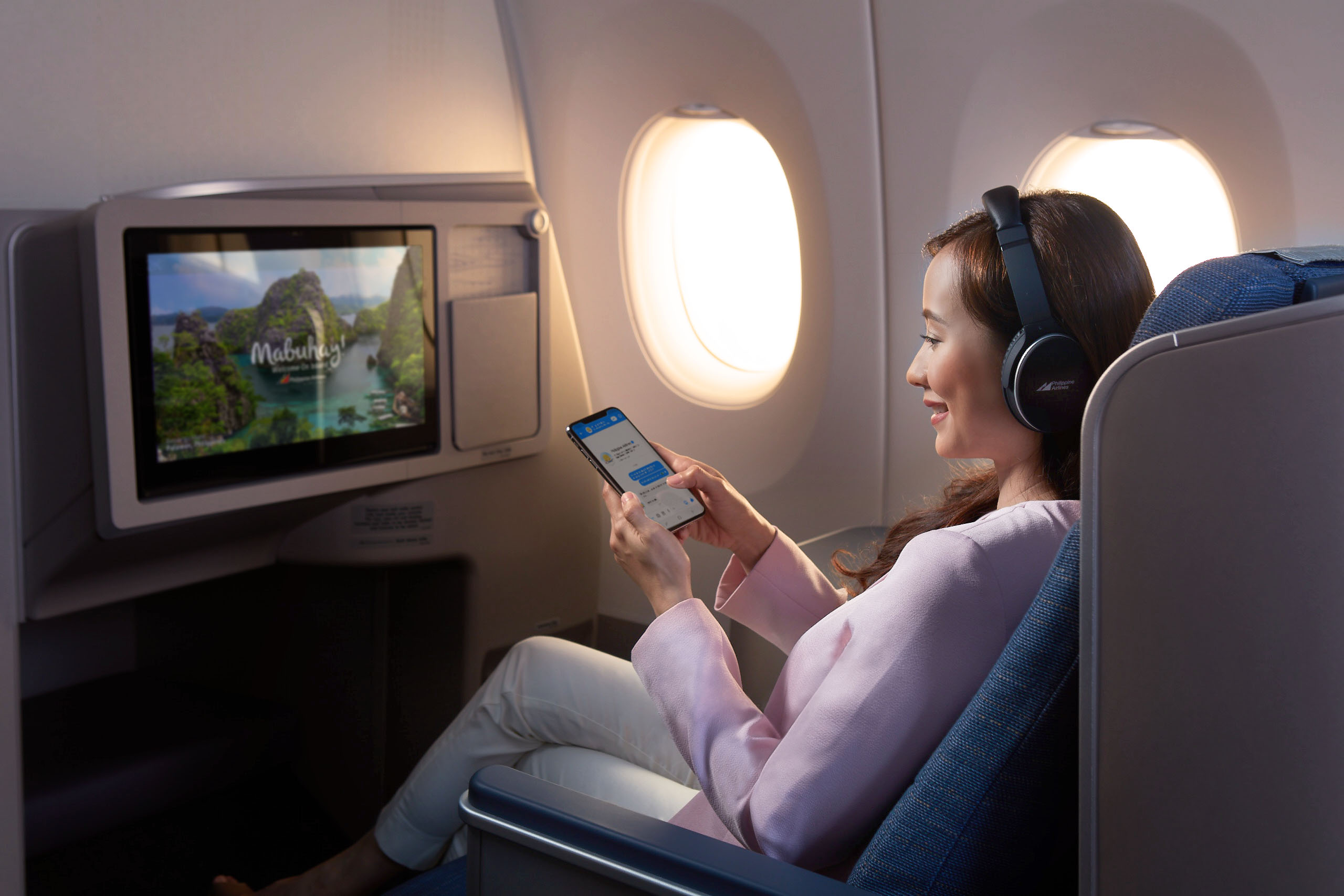 PAL to offer Asia's first FREE hi-speed Wi-Fi for long flights!