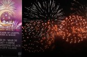 Central Luzon will light up at the 10th Philippine International Pyromusical Competition