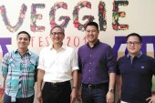 Maxicare hosts first-ever Veggie Festival in Makati