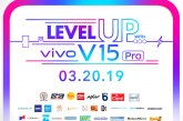 Vivo V15Pro reveals newest innovations that elevates the midrange smartphones this March 20